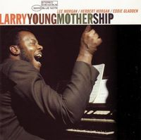 Larry Young - Mother Ship CD (album) cover