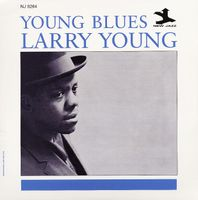 Larry Young - Young Blues CD (album) cover
