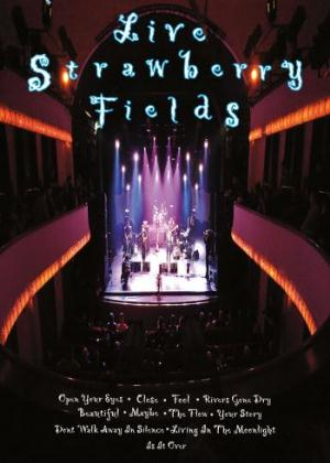 Strawberry Fields - Live Strawberry Fields DVD (album) cover