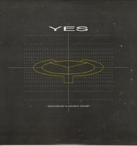 Yes - Owner Of A Lonely Heart (promo Single) CD (album) cover