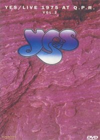 Yes - Live 1975 At Q.P.R. Vol. 2 DVD (album) cover
