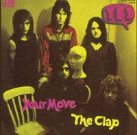 Yes - Your Move CD (album) cover