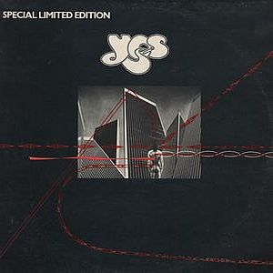 Yes - Going For The One 12'' CD (album) cover