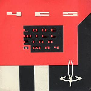 Yes - Love Will Find A Way CD (album) cover