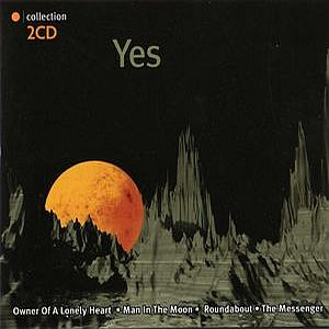 Yes - Collection 2cd: Yes CD (album) cover