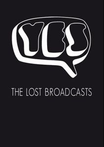 Yes - The Lost Broadcasts DVD (album) cover
