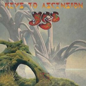 Yes - Keys To Ascension Box Set CD (album) cover