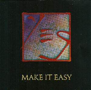 Yes - Make It Easy CD (album) cover