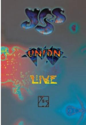 Yes - Union - Live DVD (album) cover