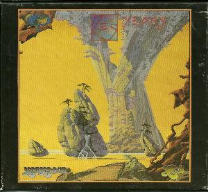 Yes - Yesyears - Sampler CD (album) cover