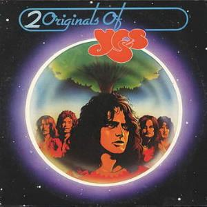 Yes - 2 Originals Of Yes CD (album) cover