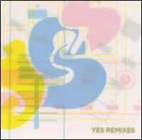 Yes - Yes Remixes CD (album) cover