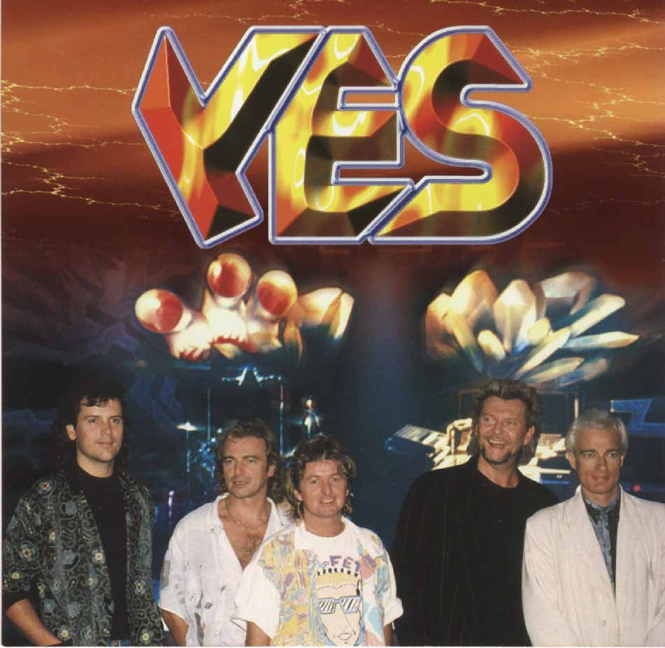 Yes - Evening Of Yes Music Plus CD (album) cover