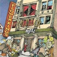 The Flower Kings - Paradox Hotel CD (album) cover