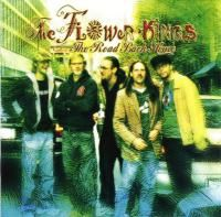 The Flower Kings - The Road Back Home CD (album) cover