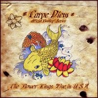 The Flower Kings - Carpe Diem CD (album) cover