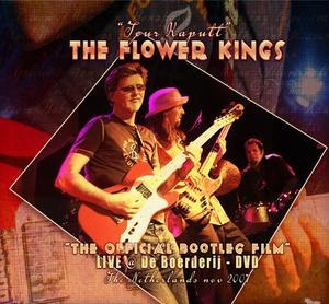 The Flower Kings - Tour Kaputt CD (album) cover