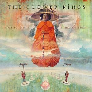 The Flower Kings - Banks Of Eden CD (album) cover
