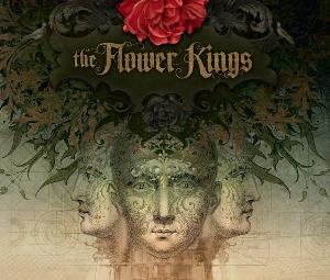 The Flower Kings - Desolation Rose CD (album) cover
