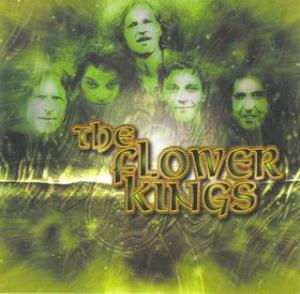 The Flower Kings - The Flower Kings CD (album) cover