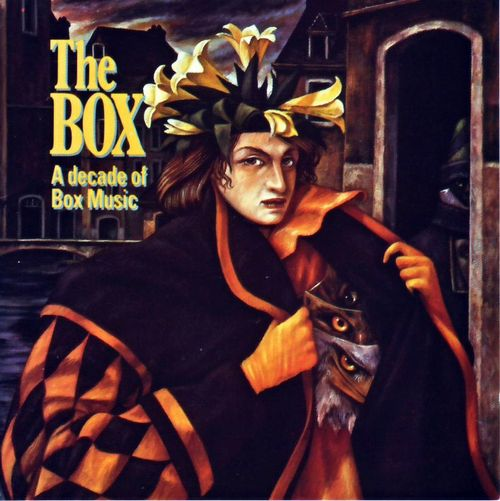 The Box - A Decade Of Box Music CD (album) cover
