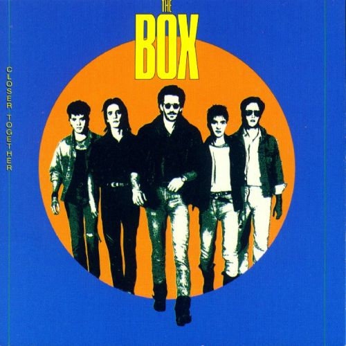 The Box - Closer Together CD (album) cover