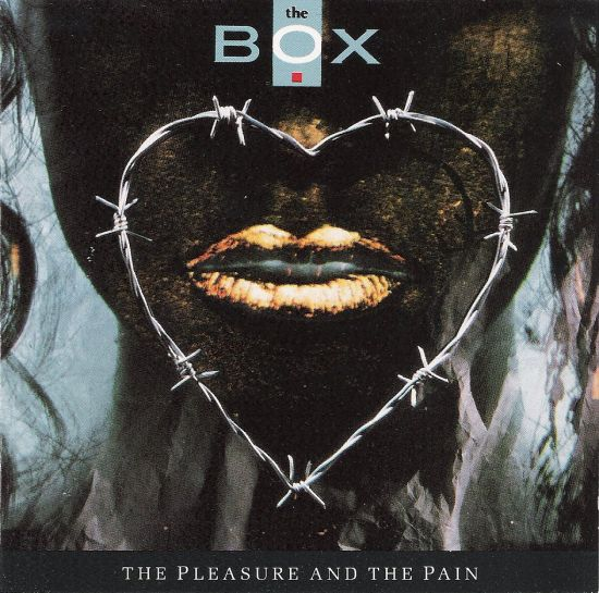The Box - The Pleasure And The Pain CD (album) cover