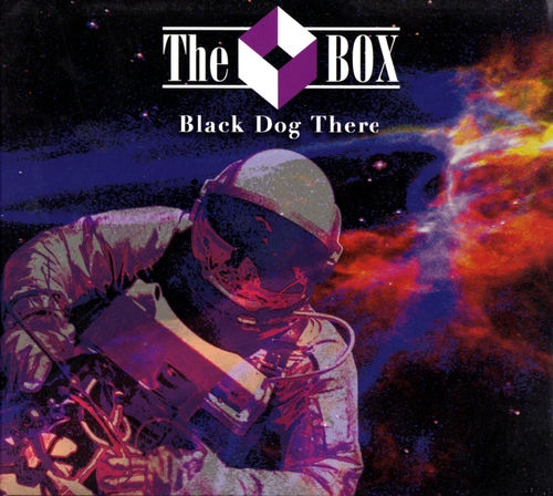 The Box - Black Dog There CD (album) cover