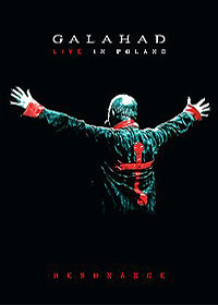 Galahad - Live In Poland - Resonance DVD (album) cover