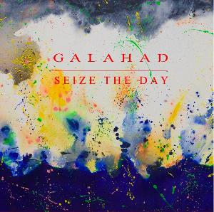 Galahad - Seize The Day CD (album) cover