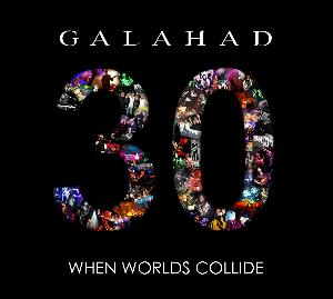 Galahad - When Worlds Collide CD (album) cover