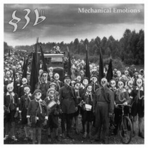 Section 3b - Mechanical Emotions CD (album) cover