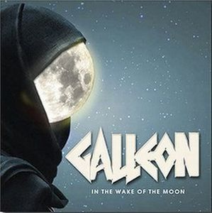 Galleon - In The Wake Of The Moon CD (album) cover