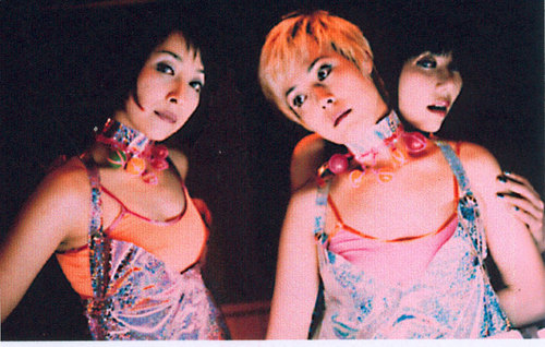 EX-GIRL image groupe band picture
