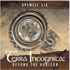 Roswell Six - Terra Incognita : Beyond The Horizon CD (album) cover