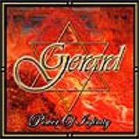 Gerard - The Power Of Infinity CD (album) cover