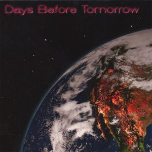 Days Before Tomorrow - Days Before Tomorrow CD (album) cover
