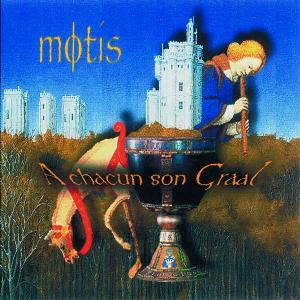 MOTIS - A Chacun Son Graal CD album cover