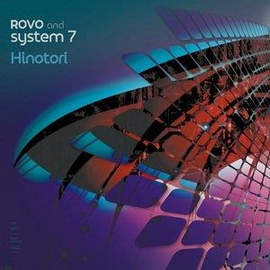 Rovo - Hinotori (with System 7) CD (album) cover