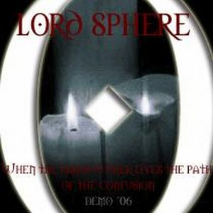 Lordsphere - When The Mindshunter Lives In The Path Of Confusion CD (album) cover