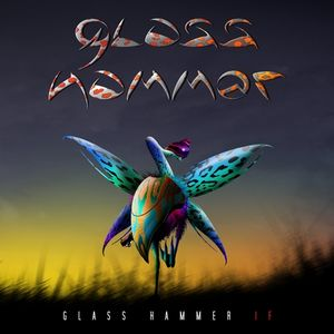 Glass Hammer - If CD (album) cover