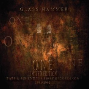 Glass Hammer - One CD (album) cover