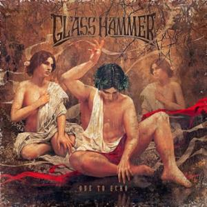 Glass Hammer - Ode To Echo CD (album) cover