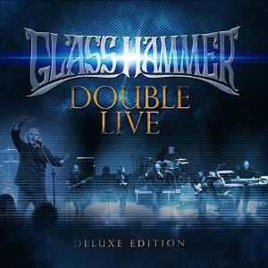 Glass Hammer - Double Live CD (album) cover