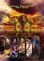 Glass Hammer - Lex Live DVD (album) cover