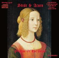 Shide & Acorn - Princess Of The Island CD (album) cover