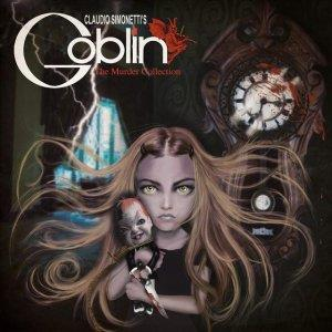 Goblin - The Murder Collection (claudio Simonetti's Goblin) CD (album) cover
