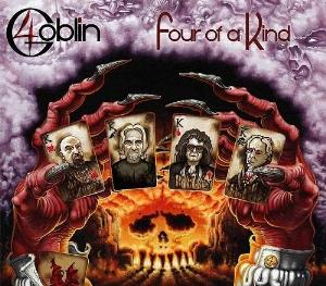 Goblin - Four Of A Kind CD (album) cover
