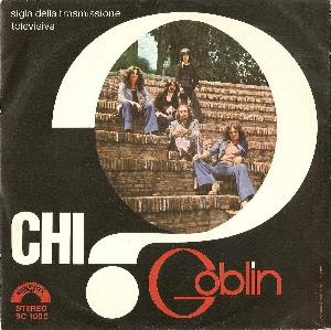 Goblin - Chi? CD (album) cover