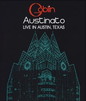 Goblin - Austinato: Live In Austin, Texas DVD (album) cover